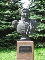Н.Н. Раевский (aллея генералов - участников обороны Смоленска в 1812 г.)