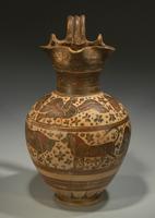 Ойнохоя. Коринф. 580-570 до н.э.
