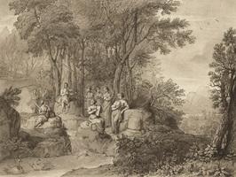 Аполлон Мусагет (Р. Эрлом, 1802 г.)
