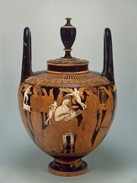 Лебет (Мастер Марсия. Афины. Около 360 г. до н.э.)