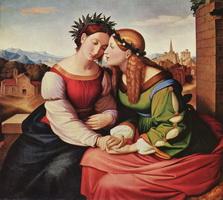 Италия и Германия (Ф. Овербек, 1811-1823 гг.)
