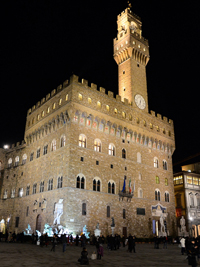 Башня на Палаццо Веккьо