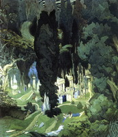 Элизиум (Л.С. Бакст, 1906 г.)