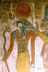 Египетский бог Ра