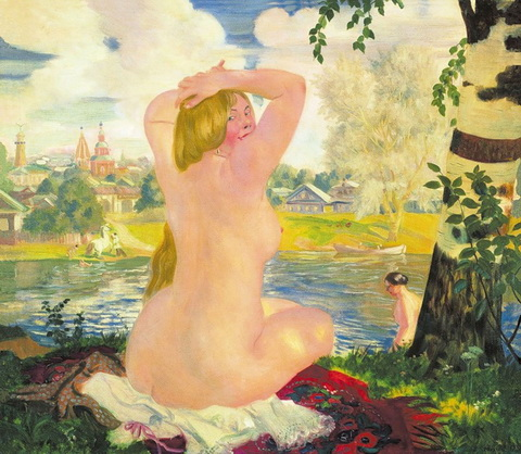 Купанье (1921 г.)