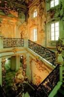 Парадная лестница, архитектор Растрелли