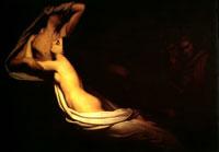 Франческа да Римини (А. Шеффер)