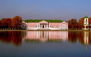 Усадьба Кусково. Графский дворец