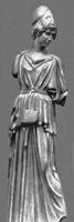Афина. Мирон. Середина V в. до н.э. Мраморная римская копия. Франкфурт