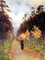 Осенний день (И.И. Левитан)