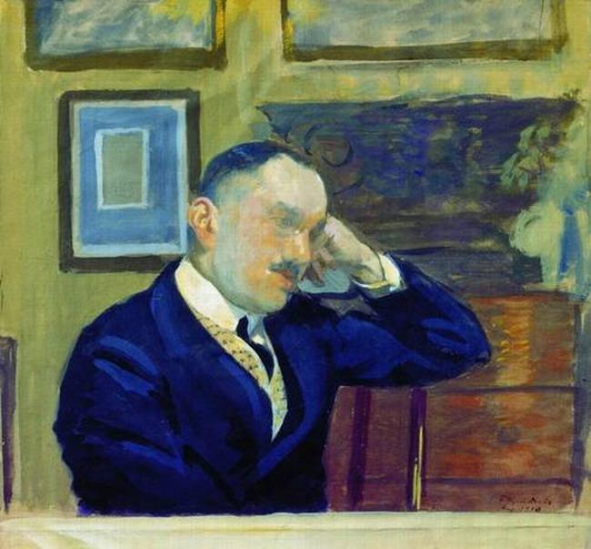 Портрет В.Н. Аргутинского-Долгорукова.