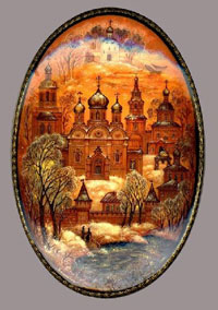 Боголюбово (холуйская миниатюра)