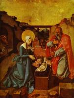 Рождество Христово (Ганс Бальдунг, 1510 г.)