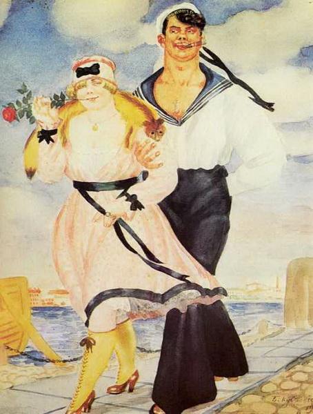 Матрос и милая (1920 г.)