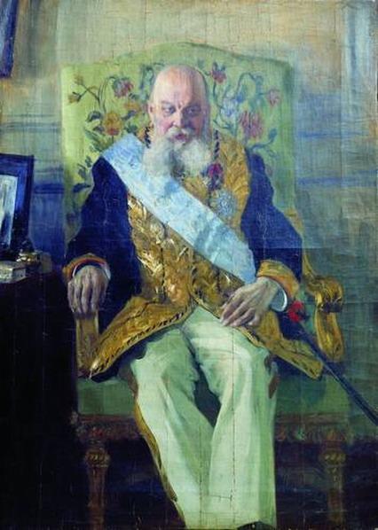 Портрет Д. М. Содольского.