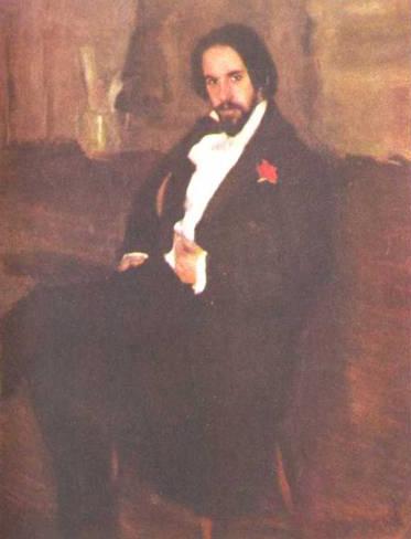 Портрет И.Я. Билибина (1901 г.)