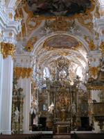 Капелла, Марианская коллегиальная церковь (Регенсбург, Германия)
