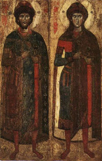 Борис и Глеб (икона)