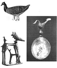 Скульптура. II п. VIII в. до н.э.
