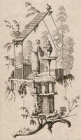 Виньетка в китайском вкусе. 1760-е г.