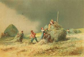 Перед грозой (Н.Н. Каразин, 1892 г.)