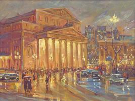 Большой театр (Орлов В.Е., 1950 г.)