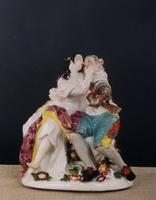 Статуэтка Любовная пара (И.Ф. Эберлейн)