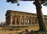 Храмы Посейдона и Геры в Пестуме (VI в. до н.э.)