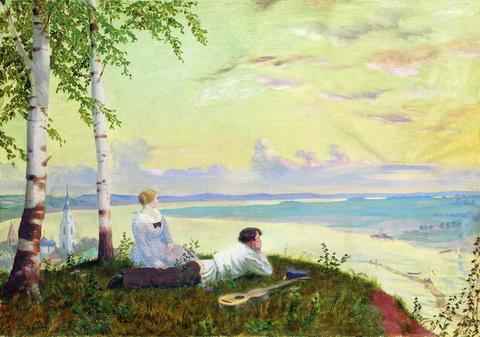 На Волге (1922 г.)