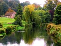 Пейзажный парк Уилтон-хаус (Англия)