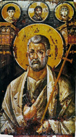 Апостол Пётр. VI век.