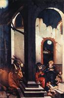 Рождество (Ганс Бальдунг, 1520 г. )