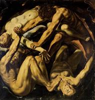 Аллегория четырёх элементов (Луи Финсон, 1611 г.)