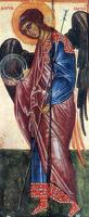 Архангел Гавриил (Икона, первая половина XV в.)