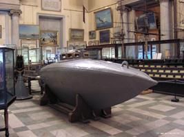 Подводная лодка С.К. Джевецкого
