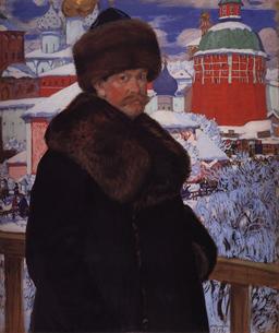 Автопортрет, 1912 год