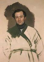 Портрет П.В.Кукольника (К.П.Брюллов, 1841)